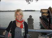 at Kumming lake inside the Summer Palace: by sarahandphil, Views[123]