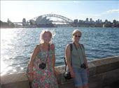 Sarah and Gerry enjoy the sun: by sarahandphil, Views[329]