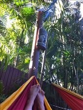 Hanging out at the hostel - paradise!: by sarahlizweaver, Views[158]