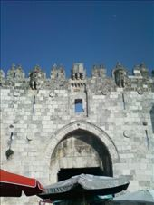 Damascus Gate in Jerusalem: by sarahnicole, Views[95]