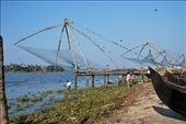 Traditional fishing nets in Kochi: by sarahreinertsen, Views[101]