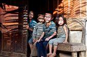 The village kids of Long Lao Mai, Northern Laos: by saskiarysenbry, Views[282]