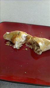 Portable Baby Chicken and Mushroom Pie: by sassceeme, Views[102]