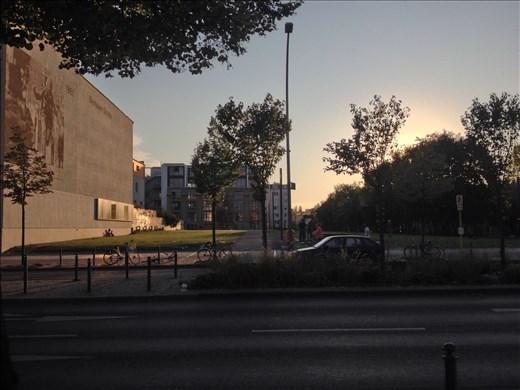 A nice day in East Berlin