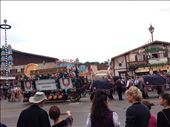 Part of the Sunday parades for Oktoberfest: by schmodude, Views[372]