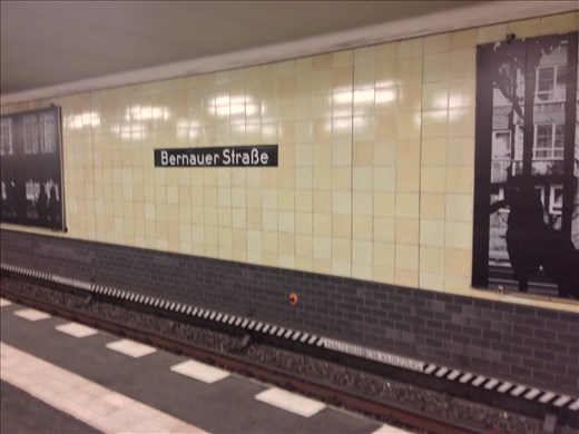 Friendly Bernauer Station