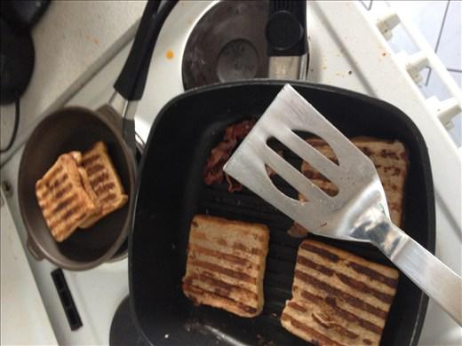 American Breakfast in Germany!