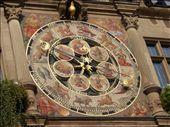 Astronomical Clock, Rathaus, Heilbronn: by schona, Views[724]