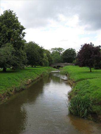 River in scotter