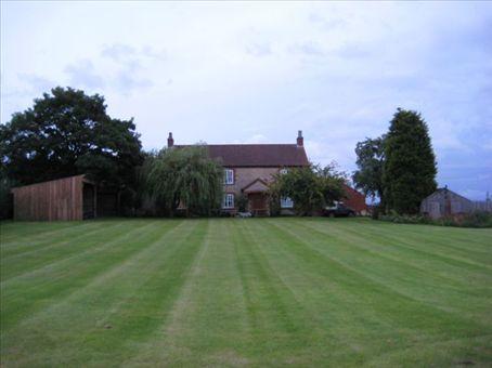 Joyce and Phil's Winterton House
