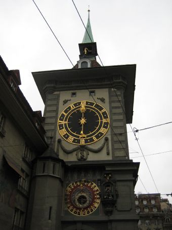 a slightly more interesting clock than the last one we saw