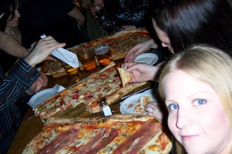 Thats a lot of pizza