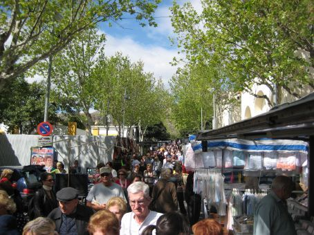 markets in Torremolinos