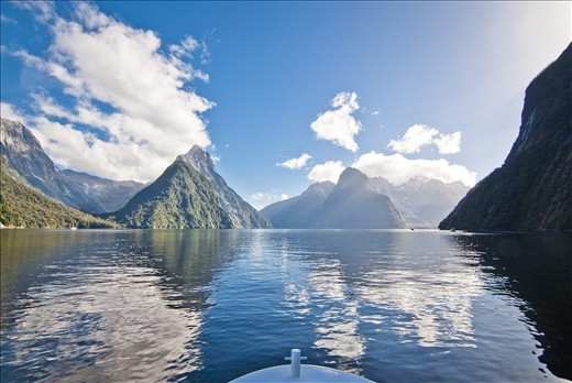Milford Sound Is A Must Go Place When You Visit Fiordland National Park In South West Of New