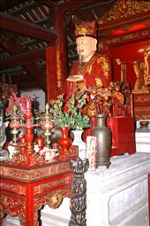 Altar, Temple of Literature, Hanoi: by seesea, Views[345]