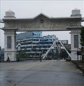 Chinese border, Lau Cai: by seesea, Views[826]