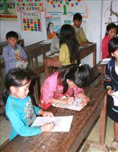 School kids, Lau Chai: by seesea, Views[442]