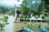 Flooding on the road to Simu: by seesea, Views[349]
