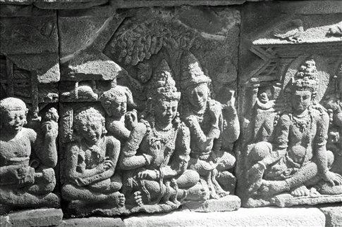 Murals, Prambanan