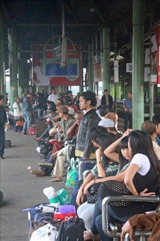 Gambir railway station, Jakarta