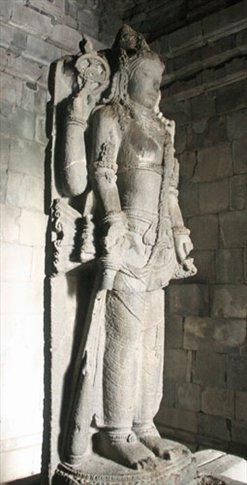 Shiva statue, Prambanan
