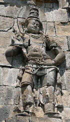 Mendut Temple, Borobudur