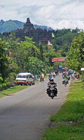 Main Street, Borobudur