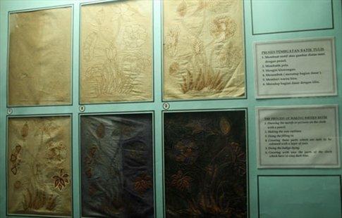 Recipe for batik, Sodo-Budoyo Museum