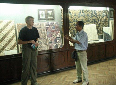 Connie and Yando, Sodo-Budoyo Museum