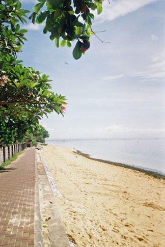 Beach at Sanur