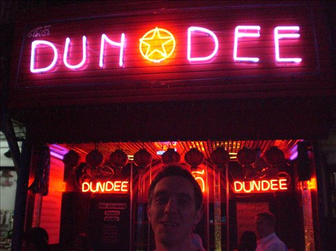Dundee nightclub is the lowlight of a night on Soi Cowboy