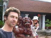 Crouching Tiger, Hidden Katie!: by seilerworldtour, Views[168]