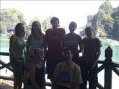 The Halong Bay massive (l-r, Rachel, Kate, Cat, Bobby, Claudio, Miranda, Hayley): by seilerworldtour, Views[116]