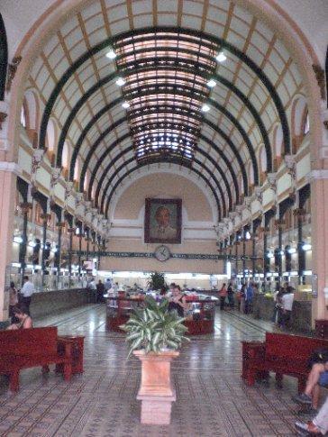 Saigon's Railway Station