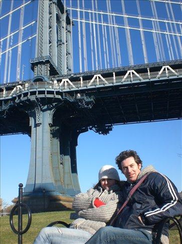 DUMBO's (Down Under the Manhattan Bridge Overpass)