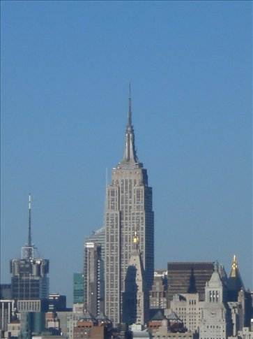 The King of Skyscrapers - the Empire State in all its glory.