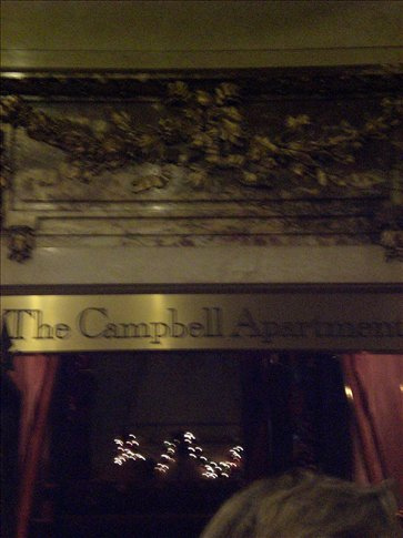 The best cocktails in NYC at the Campbell Apartments