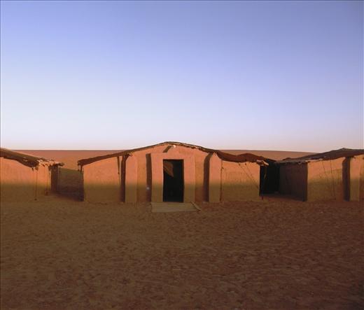 Morocco sahara trip dec 39 10 morocco for Semi permanent tents