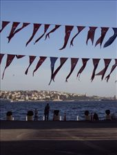 Istanbul: European side, Bosphorus, Asian side.: by serendipitously, Views[643]