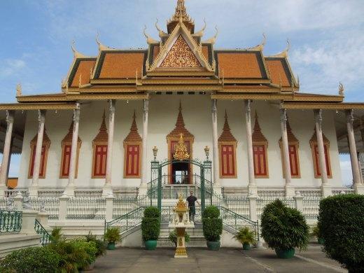 The silver pagoda