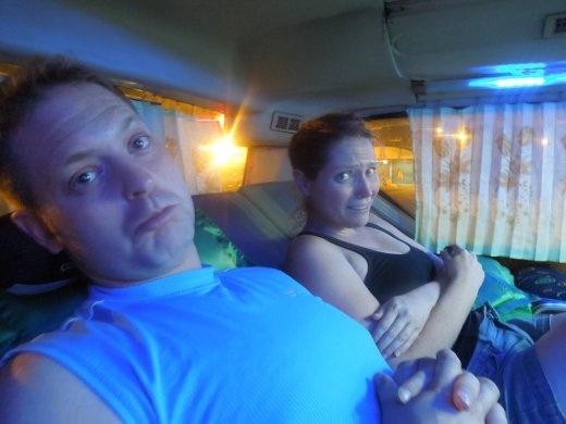 Joe and Margie Night Bus