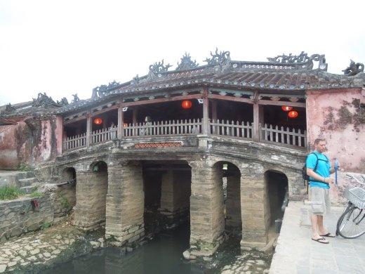 Hoi An Old Japanese Bridge