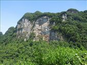 Limestone cliffs throughout the park mean there are plenty of caves as well: by sglass, Views[168]
