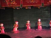 Water puppetry is one of the traditional cultural arts of Vietnam. It originated from farmers' rice fields being flooded during rainy season, and for their looking for ways to stay entertained...: by sglass, Views[49]