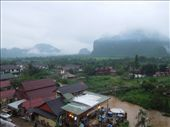 Vang Vieng: a picture-perfect mountain town with a bad reputation: by sglass, Views[132]