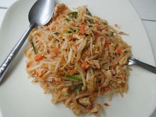 Pad Thai = Deliciousness