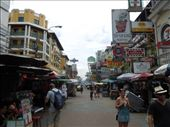 The famous Khao San Road in Bangkok!: by sglass, Views[85]
