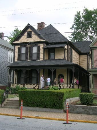 Martin Luther King Jr S House Growing Up Southern Usa Usa