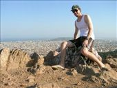 Above Park Guell looking over Barca.: by shagger, Views[179]