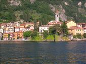 View of Bellagio from the passenger ferry: by shaneroehl, Views[219]